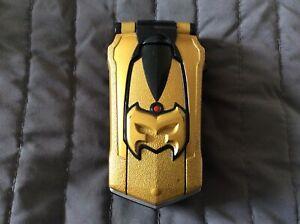 WOW ## Power Rangers - Mystic Force Mystic Morpher Wand Mobile Phone Bandai 2005