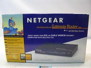 Netgear RT314 Gateway Router