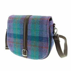 Harris Tweed 'Beauly' Shoulder Bag LB1000-COL79