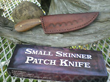 DH7990 Small Skinner Patch Hunting Knife with Sheath