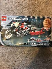 LEGO Racers Muscle Slammer Bike (8645) NEW IN BOX RETIRED SET