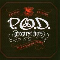 "P.O.D. ""GREATEST HITS (ATLANTIC YEARS)"" CD NEU"
