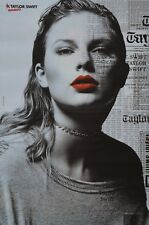 TAYLOR SWIFT - A3 Poster (42 x 28 cm) - Reputation Clippings Fan Sammlung NEU