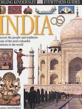India (Eyewitness Guides) by Chatterjee, Manini, Roy, Anita
