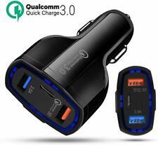 7A Qualcomm Rápido USB Coche Cargador Para IPAD 10.2 Pro 12.9 11 Macbook