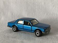 Vintage Matchbox Series No. 56 MERCEDES 450 SEL Superfast 1979 Toy Car