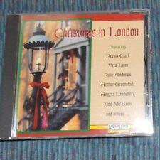 Various Artists Christmas In London CD Laser Light Clark Springfield Etc.
