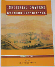 WALES INDUSTRY HISTORY Gwynedd Welsh Slate Mills Steam Railways Dorothea Quarry