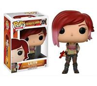 BORDERLANDS LILITH 3.75 VINYL FIGURE POP GAMES 209 UK SELLER
