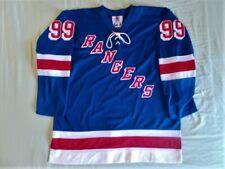 Starter Authentic New York Rangers Wayne Gretzky Jersey 54 vintage 90s original
