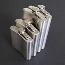 Metal Pocket Stainless Steel Drinking Hip Flasks