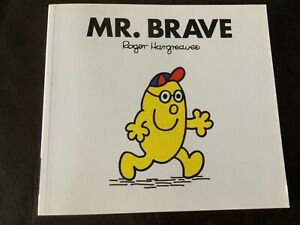 MR BRAVE  Mr Men Series Roger Hargreaves book no. 40