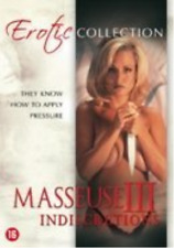 Masseuse 3 - Indiscretions - Dutch Import  (UK IMPORT)  DVD NEW