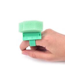 Dentaire en plastique endo propre mesure doigt support porte-doigt règle bague