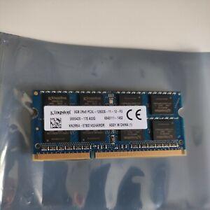 Kingston 8GB DDR3L 1600MHz Laptop RAM • PC3L-12800S SODIMM 204pin (read descrip)