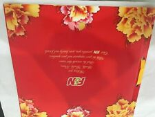 F & N collection Ang Pow Red packet 4pcs in folder