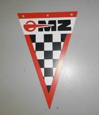 DDR blanco Nummernschild  Kennzeichen Oldtimer Simson MZ Unterlage