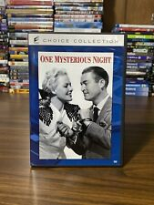 Choice Collection One Mysterious Night DVD