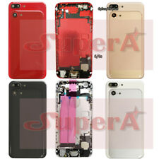 Back Battery Cover Metal Housing Frame Assembly For iPhone 6 6s 6Plus To 8 8Plus