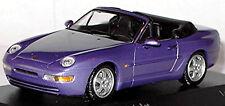 Porsche 968 Cabriolet 1991-95 Violet Pourpre Métallique 1:43 Minichamps