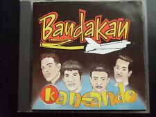BANDAKAN  -   KANEANDO   ,  CD  von 1993 ,    LATIN ,  MERENGUE