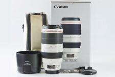 [Open Box] Canon EF 100-400mm F4.5-5.6L IS II USM Telephoto from from Japan C478