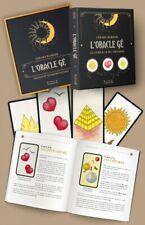 Oracle Gé jeu original + livre jeu de cartes divinatoires en Français nouveau