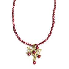 Cranberry Necklace by Michael Michaud - Bronze #8055BZ