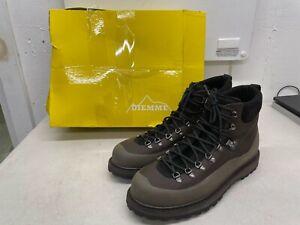 Diemme Roccia Vet Boots - Brown Fabric - Euro Size 46