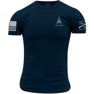 Grunt Style USSF - Basic Logo T-Shirt - Navy