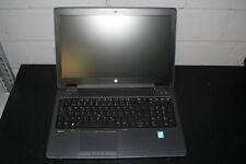 """HP ZBook 15 Core i7-4800MQ QuadCore 15,6""""FHD 16GB 256GB SSD NVidia K2100 2GB Win"""