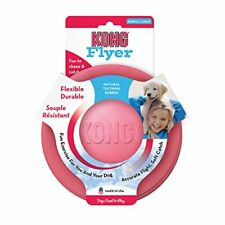 KONG Puppy Flyer Dog Toy Colors May Vary