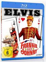 Elvis Presley Frankie And Johnny Blu-Ray Region B Donna Douglas