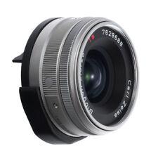 CONTAX G CARL ZEISS BIOGON T* 28mm F2.8 LENS for G1 G2 / MINT 90D W