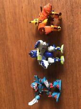 Galoob  L.G.T.I. ZBOTS Z-Bots Lot Of Three (3) Figures