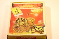 COMMODORE C64 GAME --  PSI WARRIOR -- BY BEYOND -- 1984