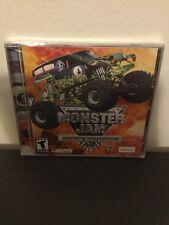 Brand New Factory Sealed Monster Jam Maximum Destruction PC