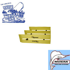 Riviera Trolling System Triple Planer Board Model TPB