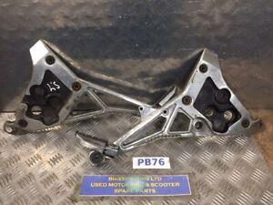 Yamaha fj1200 3cv foot peg hangers