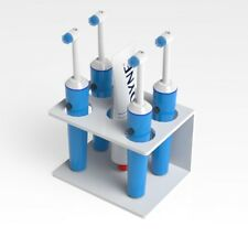 Electric Toothbrush Holder & Toothpaste Holder / Bathroom Organiser
