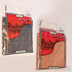 Javis Tarmac Ballast Sand and Stone Mix Scatter Wargame Model Railway 00 N Gauge