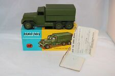 Corgi Toys 1118 International 6x6 Army truck very very near mint in box Superb