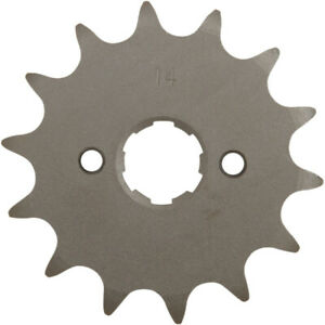Parts Unlimited Counter Shaft Sprocket - 14-Tooth | 23801357-810-14