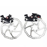 160MM Bike Aluminum Alloy Front Caliper with Lock Fit For MTB Road Bike Alloy