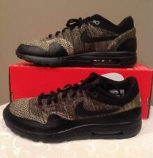 Nike Air Max 1 Ultra Flyknit 856958-203 Olive Black Sequoia 10.5 yeezy nmd boost