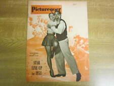 December 27th 1952, PICTUREGOER, Mitzi Gaynor, Ida Lupino, Anthony Steel.