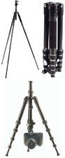 Invero® Pro-Range Aluminium Camera Video Tripod features 5-Level Extendable Legs
