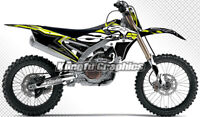 MX Graphics Decal Kit for Yamaha YZ250F YZ450F YZ250FX 2014 2015 2016 2017 2018