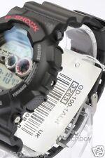 GD-100-1A Black Casio Watch G-Shock 200M WR Analog Digital X-Large Resin New