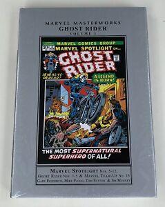 Marvel Masterworks Ghost Rider Vol 1 Hardcover New and Sealed Volume Marvel HC